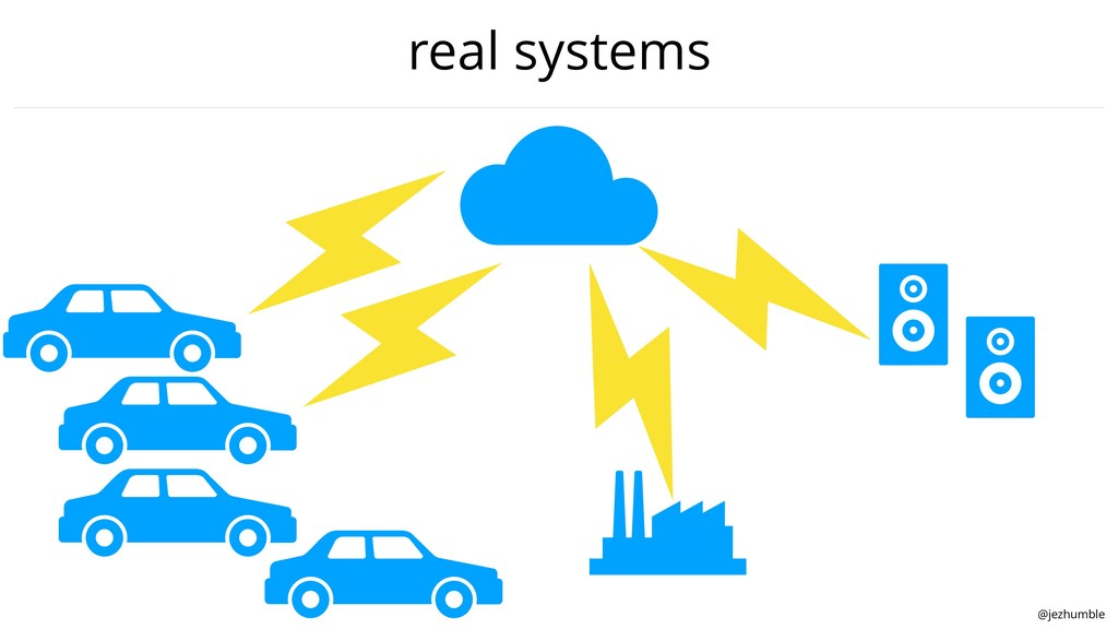 @jezhumble real systems