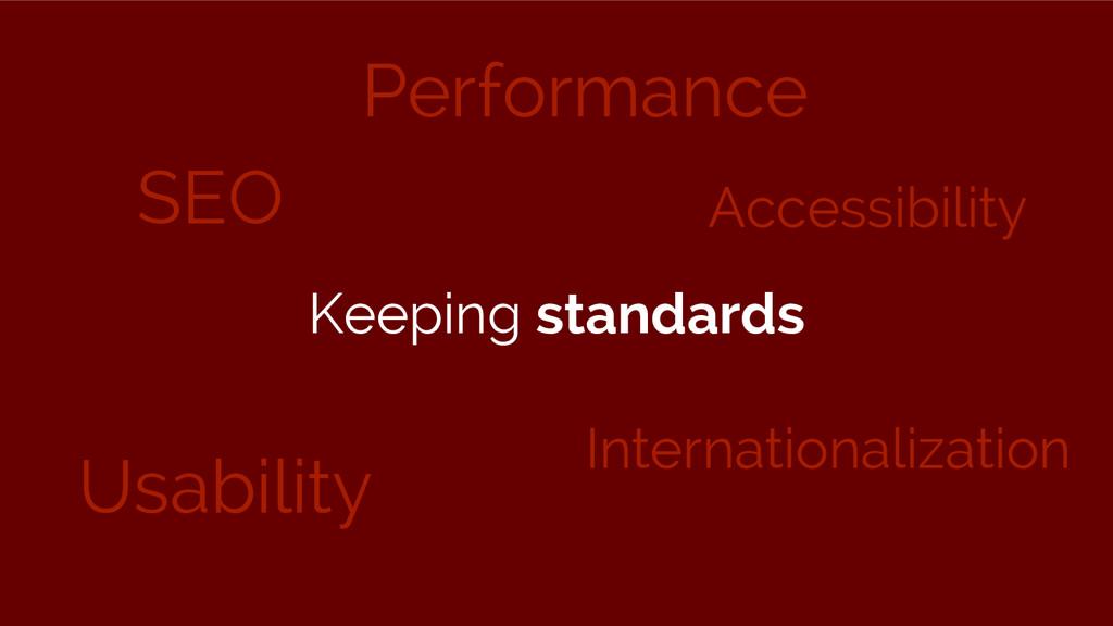 SEO Usability Performance Accessibility Interna...