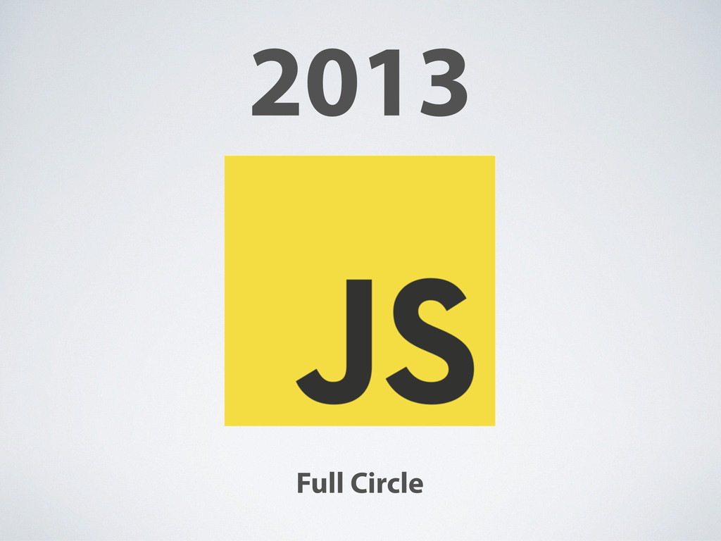 2013 Full Circle