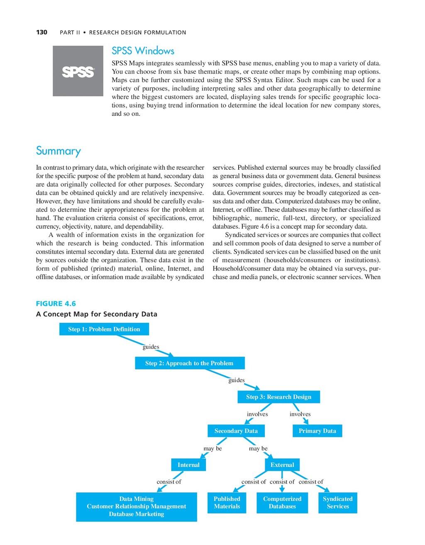130 PART II • RESEARCH DESIGN FORMULATION Step ...