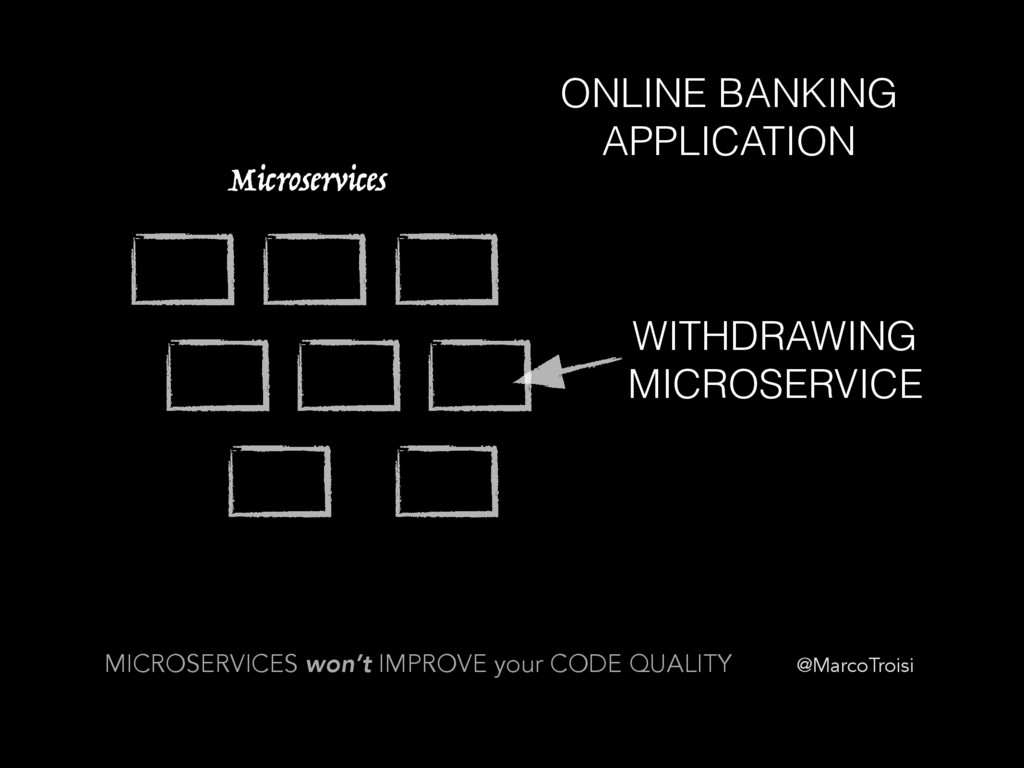 @MarcoTroisi MICROSERVICES won't IMPROVE your C...