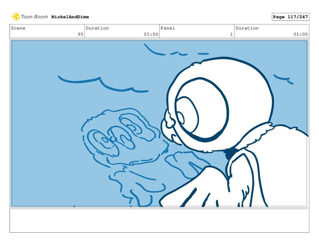 Scene 95 Duration 01:00 Panel 1 Duration 01:00 ...