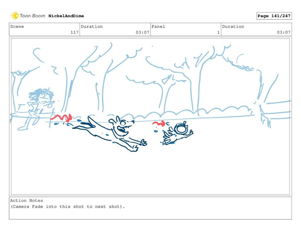 Scene 117 Duration 03:07 Panel 1 Duration 03:07...