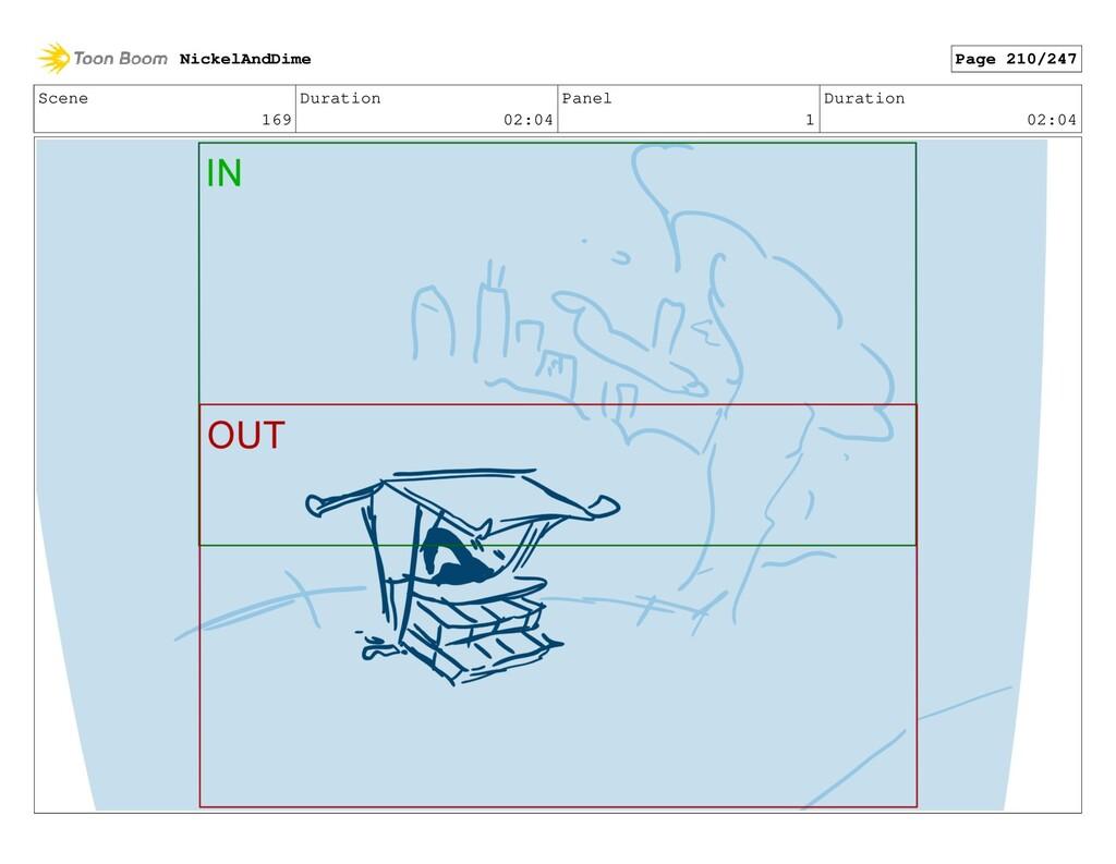 Scene 169 Duration 02:04 Panel 1 Duration 02:04...