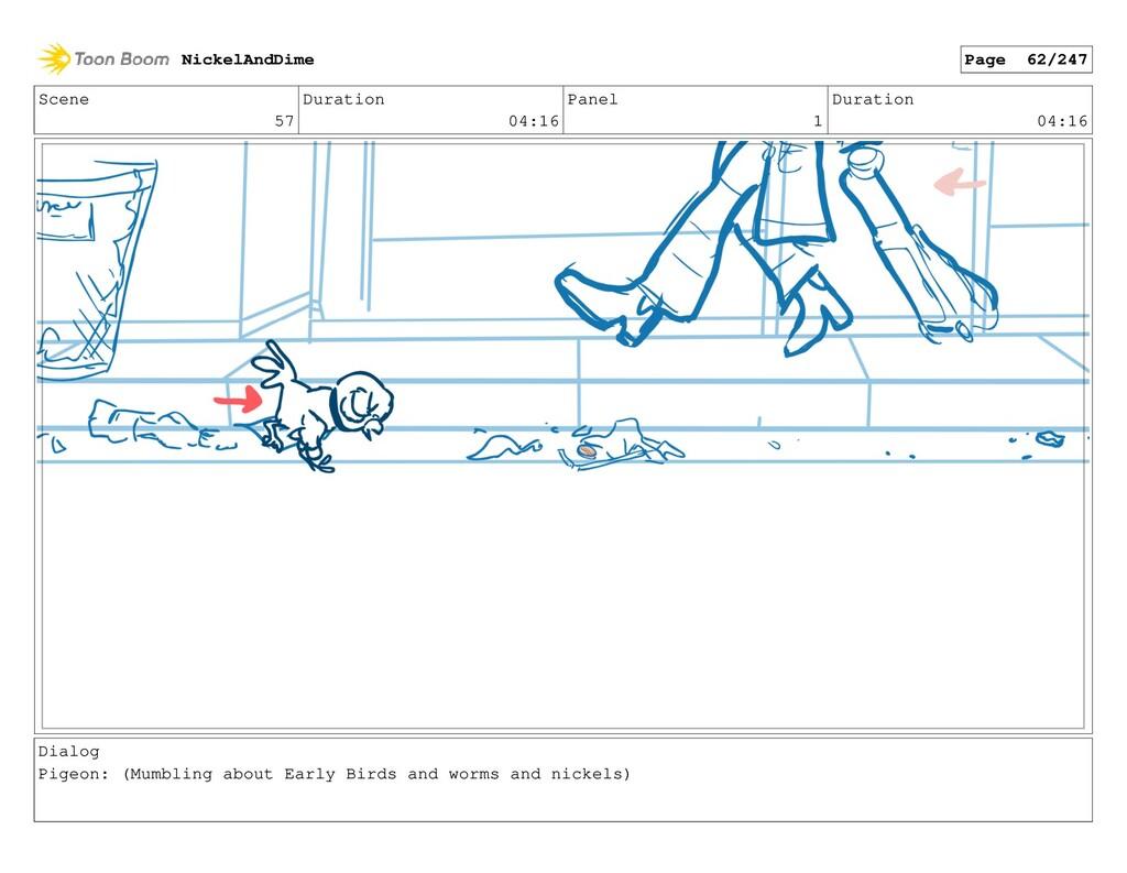 Scene 57 Duration 04:16 Panel 1 Duration 04:16 ...
