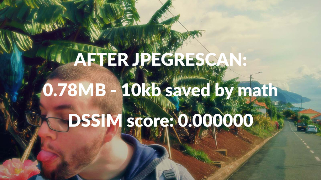 AFTER&JPEGRESCAN: 0.78MB'('10kb'saved'by'math D...
