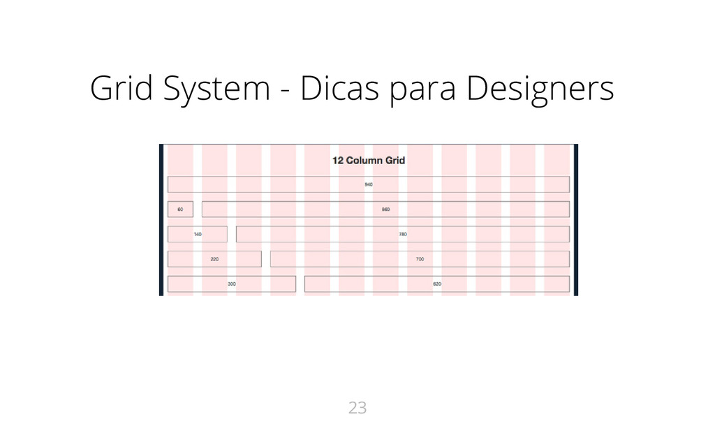 Grid System - Dicas para Designers 23