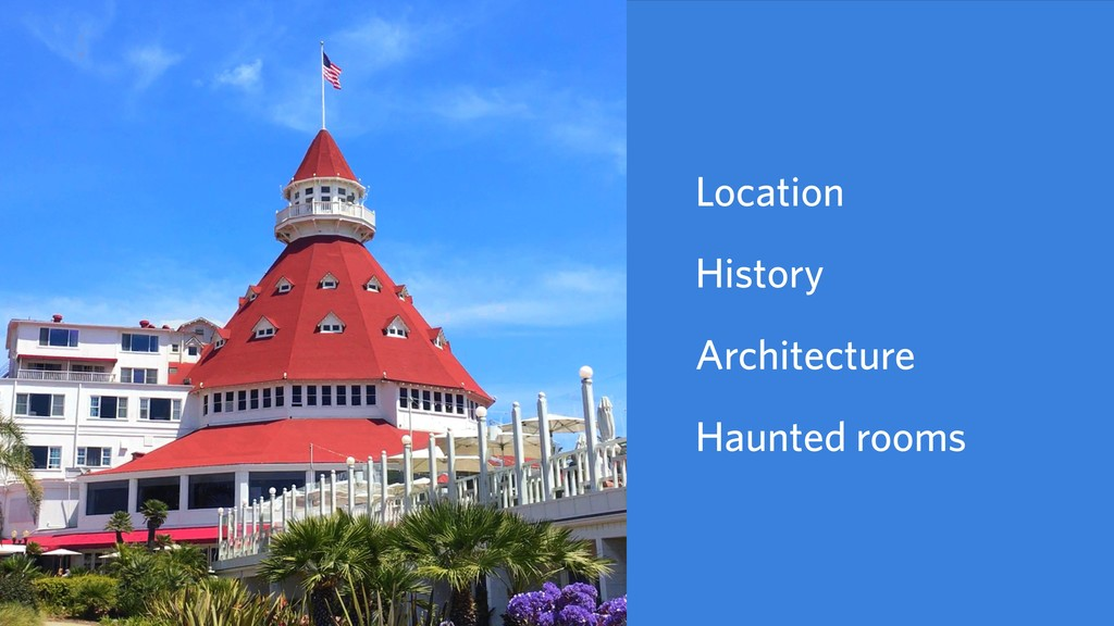 Location History Architecture Haunted rooms