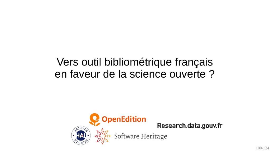 100/125 Pour une université pluridisciplinaire,...