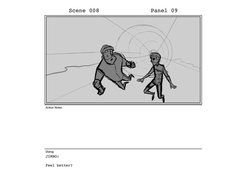 JIMBO: Feel better? Scene 008 Panel 09 Dialog A...