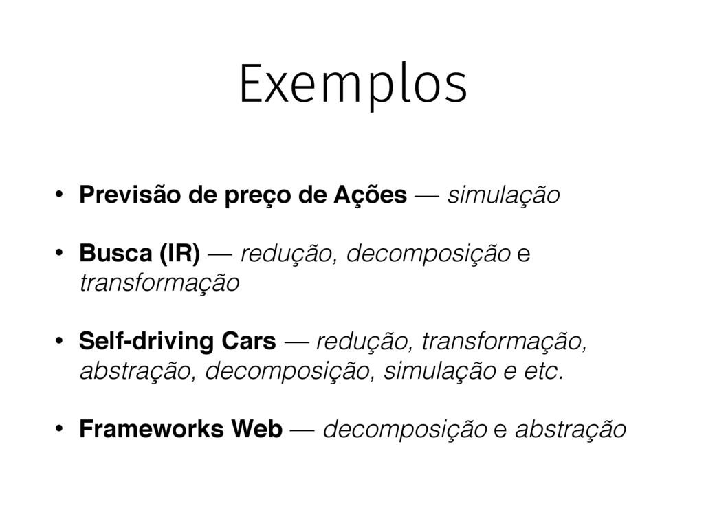Exemplos • Previsão de preço de Ações — simulaç...
