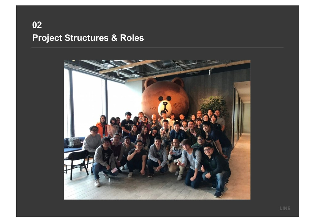 02 Project Structures & Roles