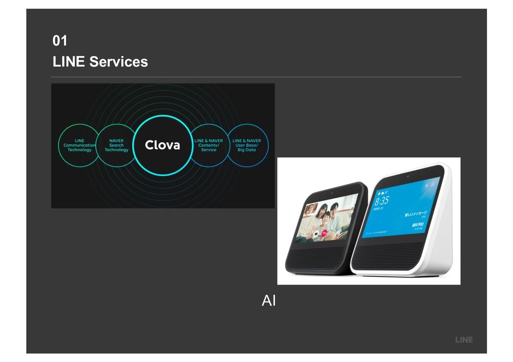 01 LINE Services AI
