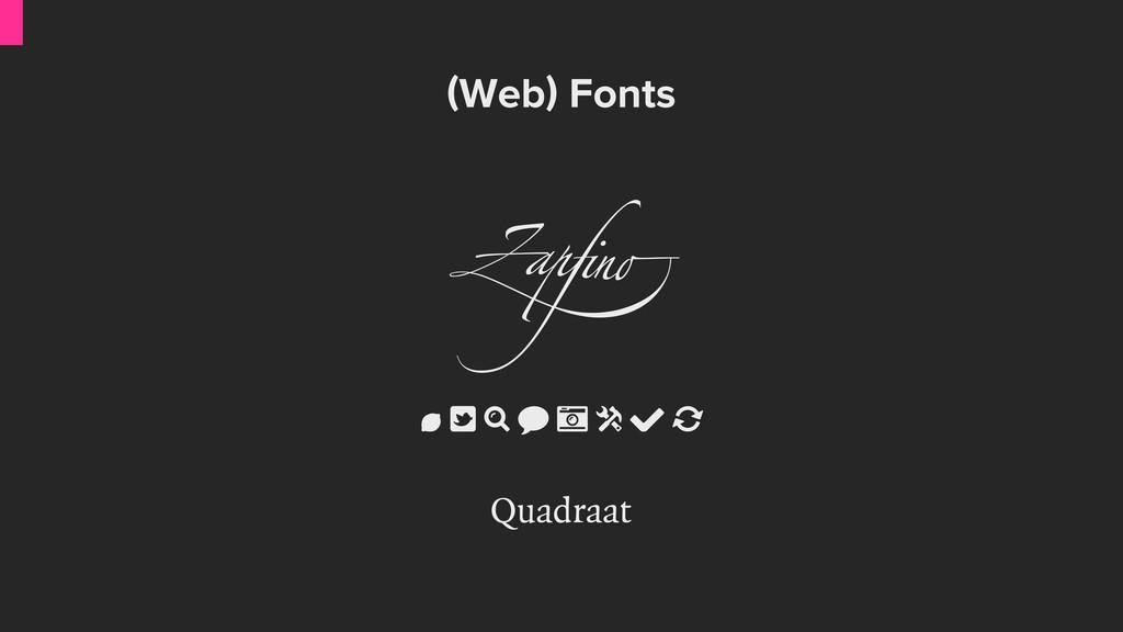 o p s w v x 3 0 ! Quadraat Web Fonts