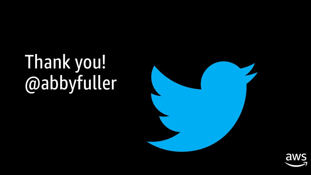 Thank you! @abbyfuller