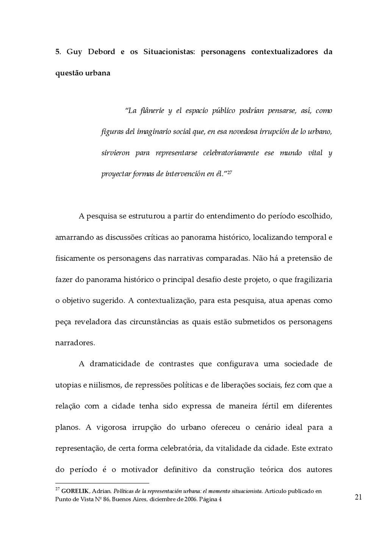 21 5.  Guy  Debord  e  os  Situacionistas:...