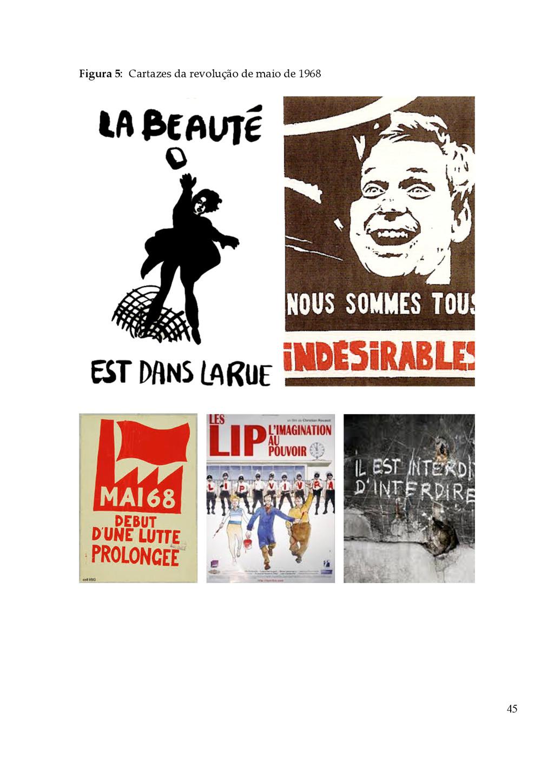 45 Figura 5:  Cartazes da revolução de m...