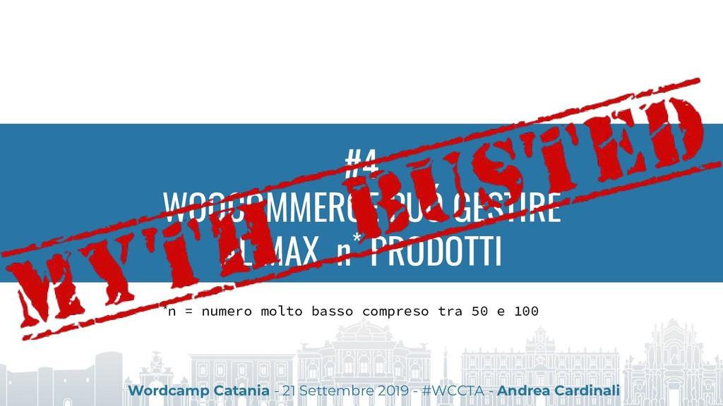 #4 WOOCOMMERCE PUÓ GESTIRE AL MAX n* PRODOTTI W...