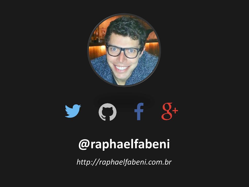 @raphaelfabeni http://raphaelfabeni.com.br
