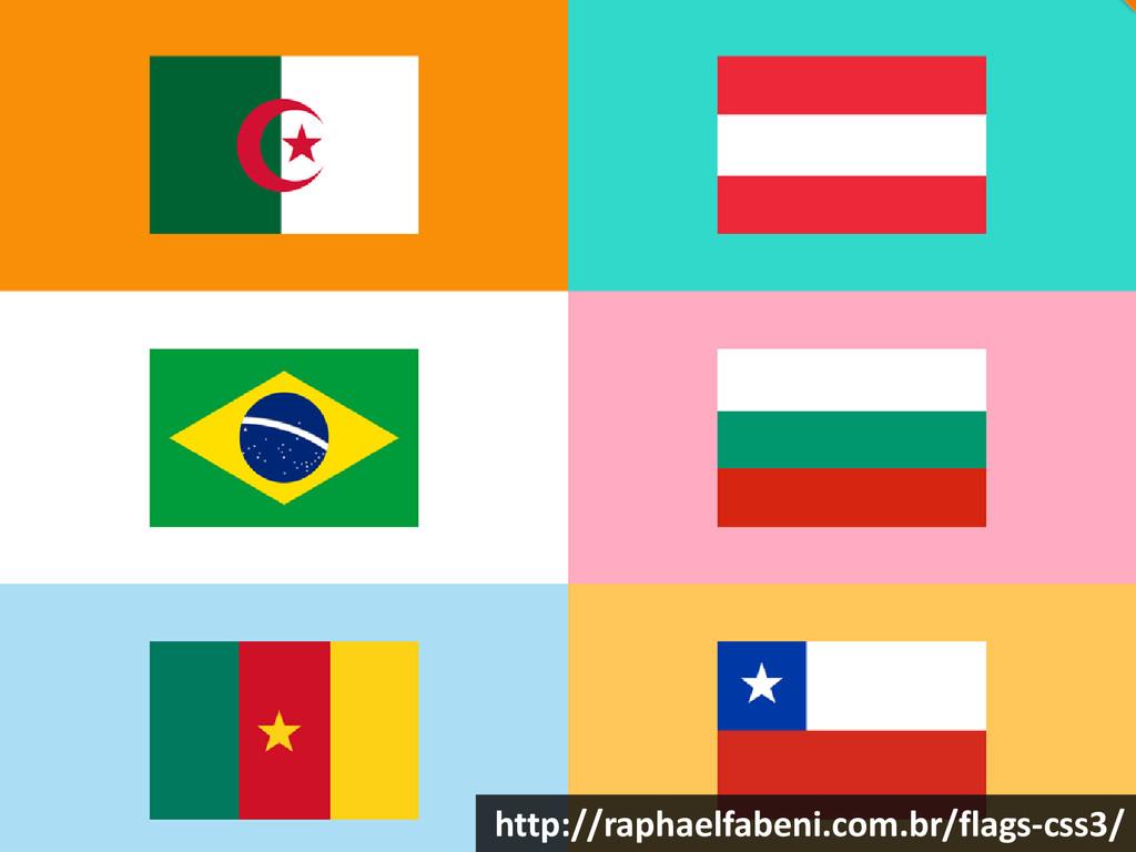 http://raphaelfabeni.com.br/flags-css3/