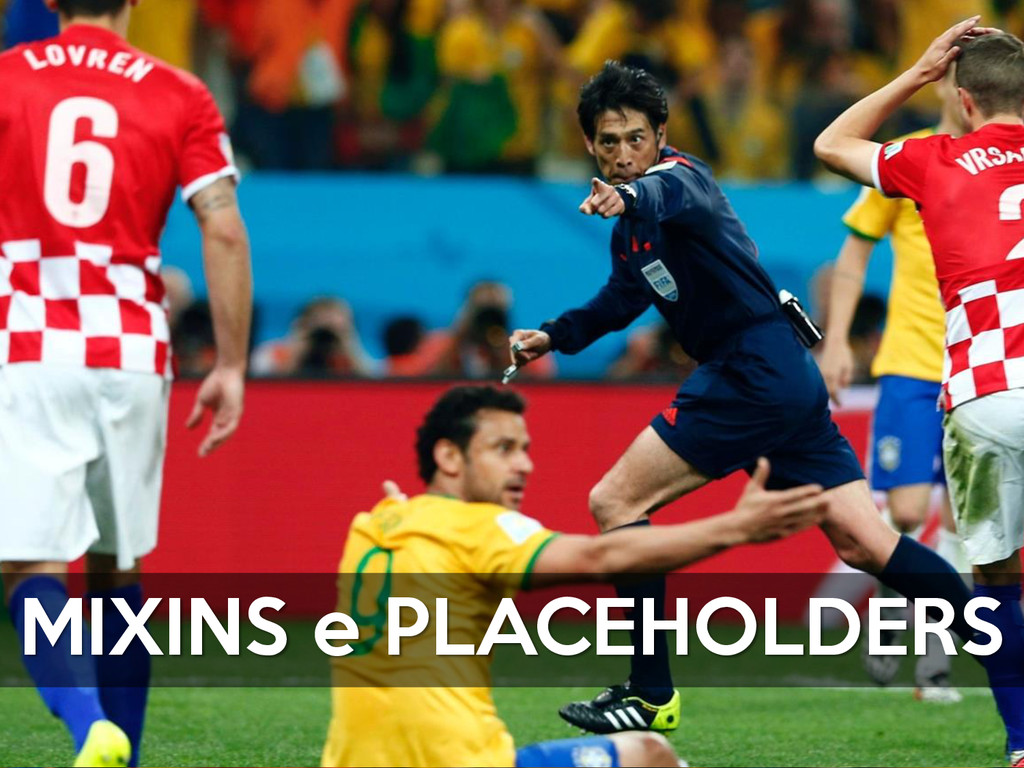 MIXINS e PLACEHOLDERS