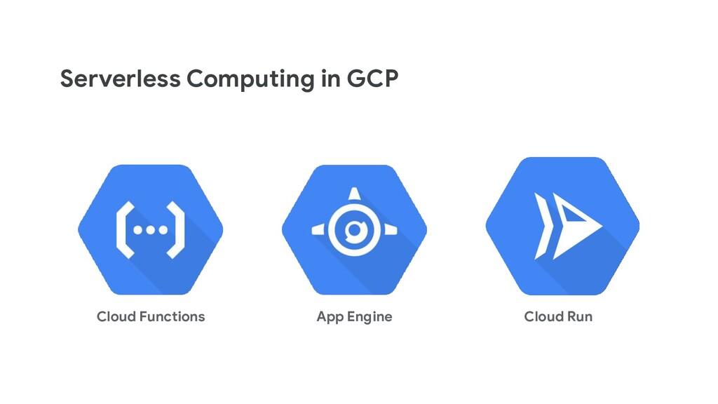 Serverless Computing in GCP Cloud Functions App...