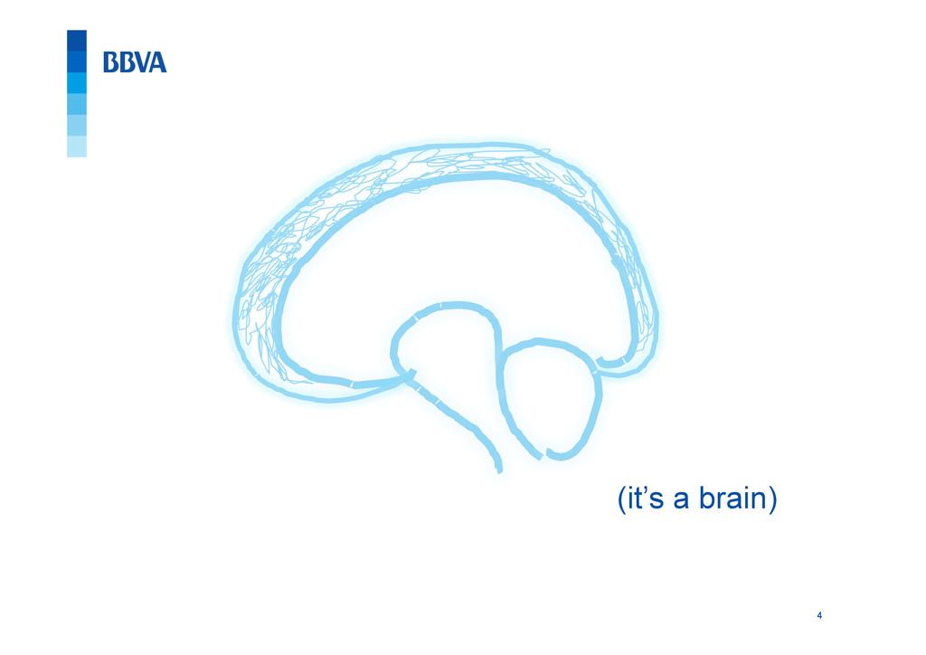 4 (it's a brain)