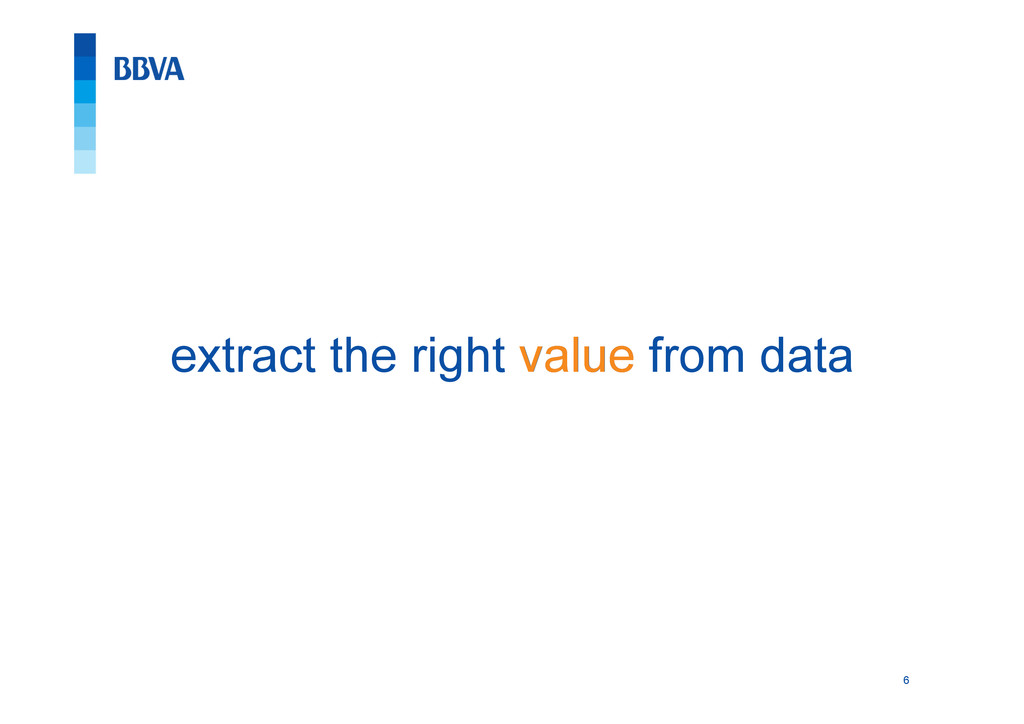 6 extract the right value from data value