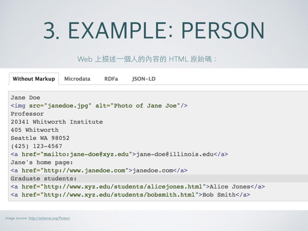 "&9"".1-&1&340/ Web 上描述⼀一個⼈人的內容的 HTML 原始碼: i..."