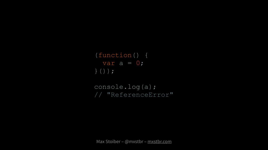 Max Stoiber – @mxstbr – mxstbr.com (function() ...