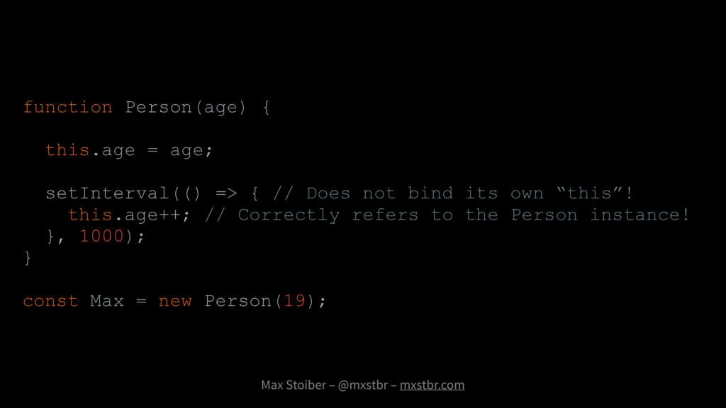 Max Stoiber – @mxstbr – mxstbr.com function Per...