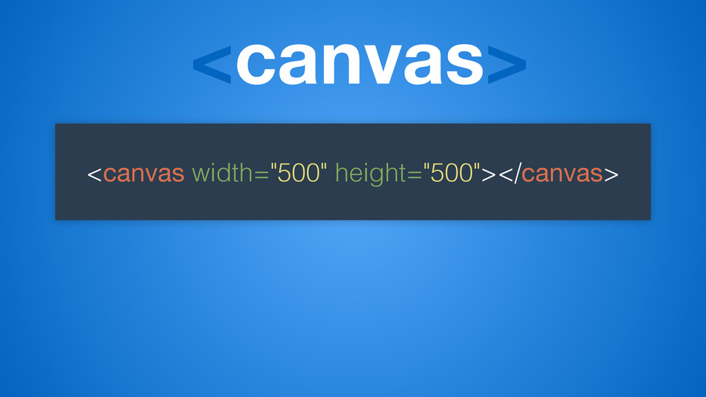 """<canvas> <canvas width=""""500"""" height=""""500""""></can..."""