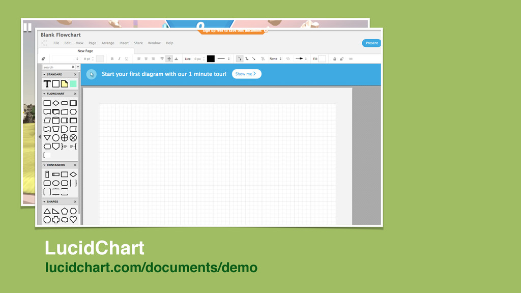 LucidChart lucidchart.com/documents/demo