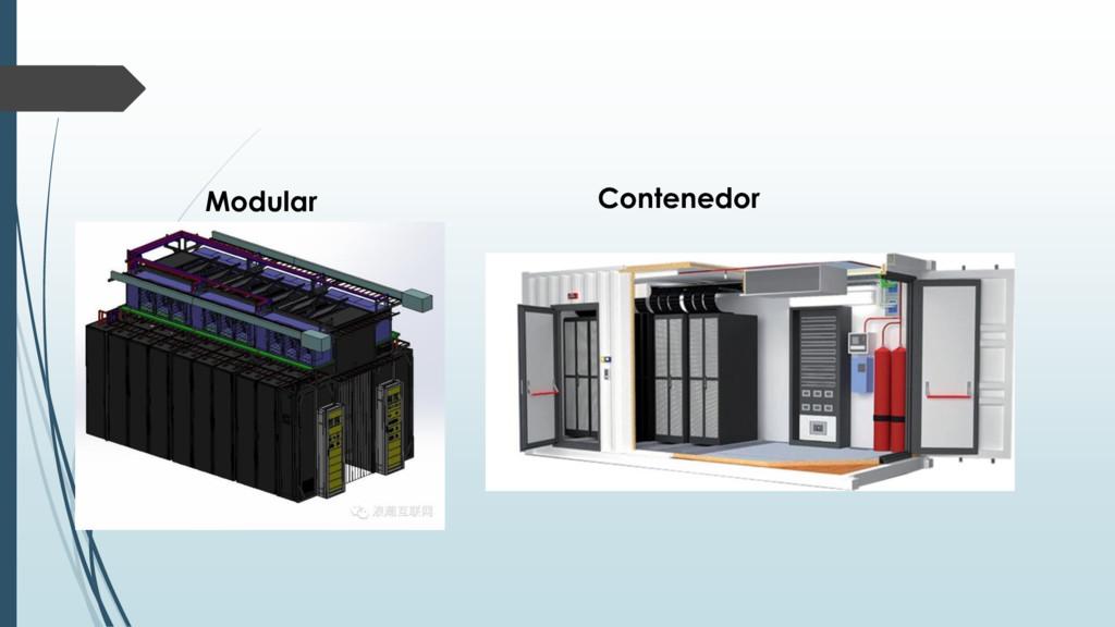 Modular Contenedor