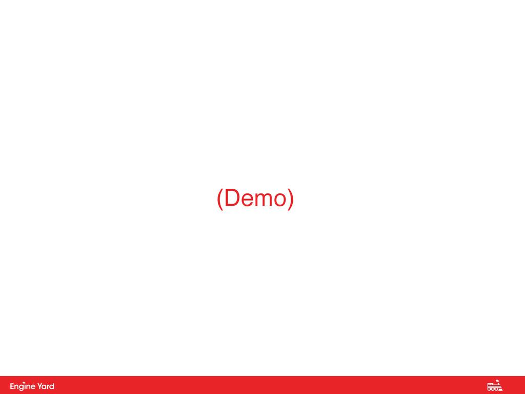 Proprietary and Confidential (Demo)