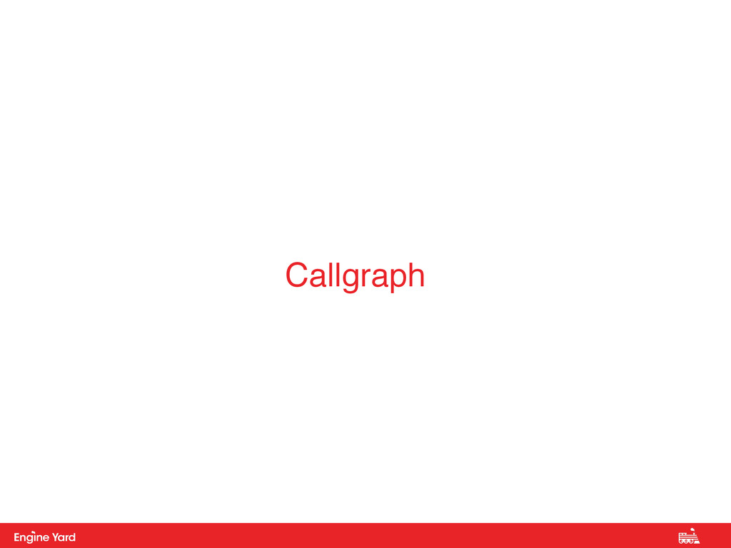 Proprietary and Confidential Callgraph