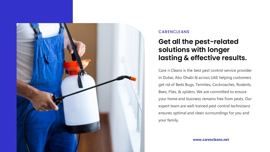 Get all the pest-related solutions with longer ...