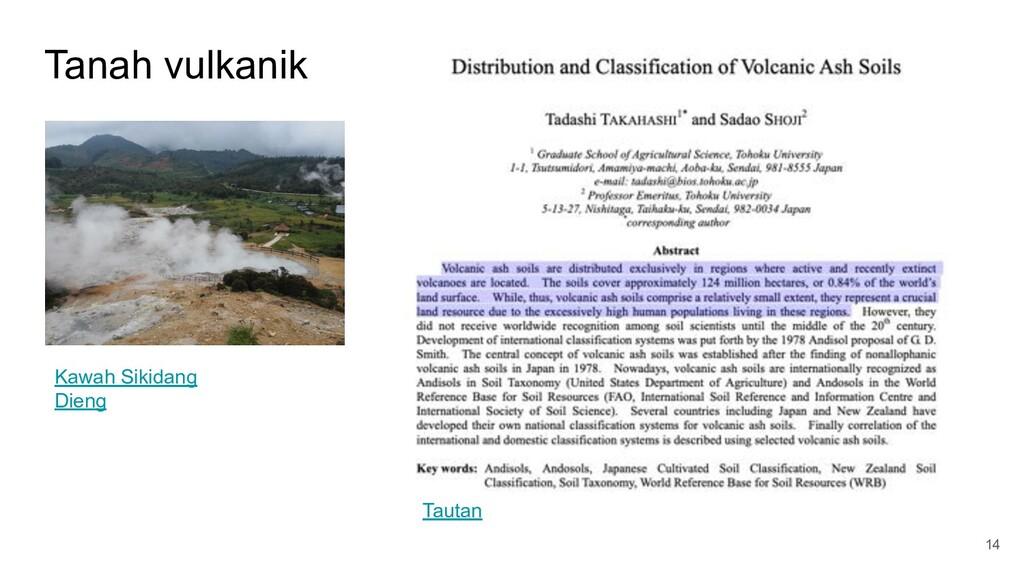 Tanah vulkanik 14 Kawah Sikidang Dieng Tautan