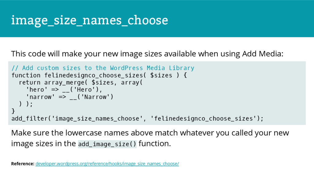 image_size_names_choose This code will make you...