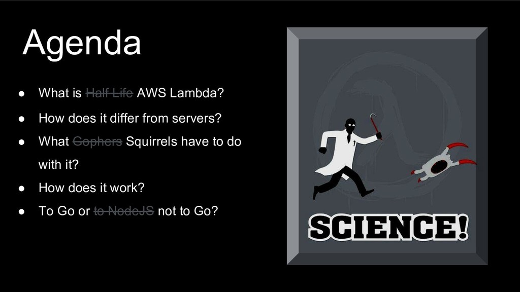 Agenda ● How does it differ from servers? ● Wha...