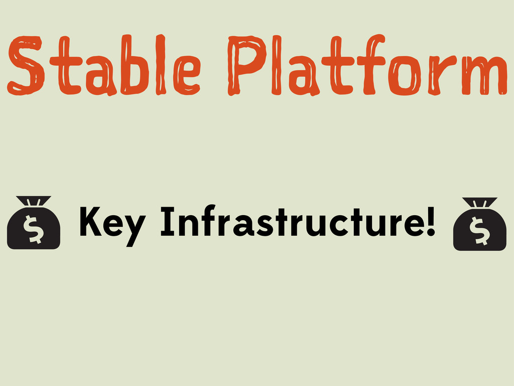 Sal Pafr Key Infrastructure!