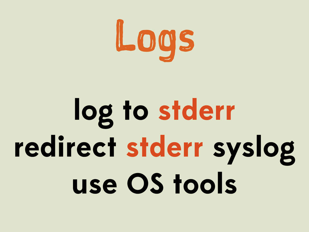 Lg log to stderr redirect stderr syslog use O...