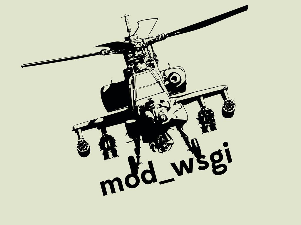 mod_wsgi