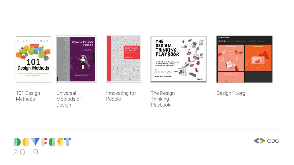 101 Design Methods Universal Methods of Design ...