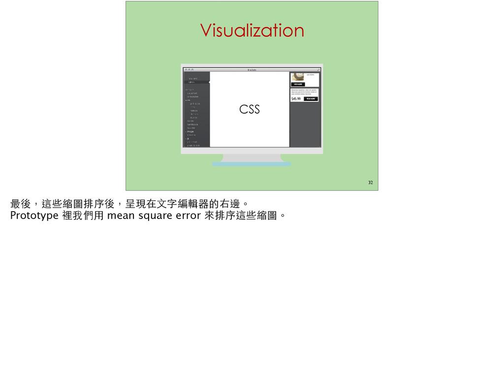 32 CSS Visualization 0@Ƥ€Ƌ§ÏŔ@ƤƎHdøŻňĽƣ P...