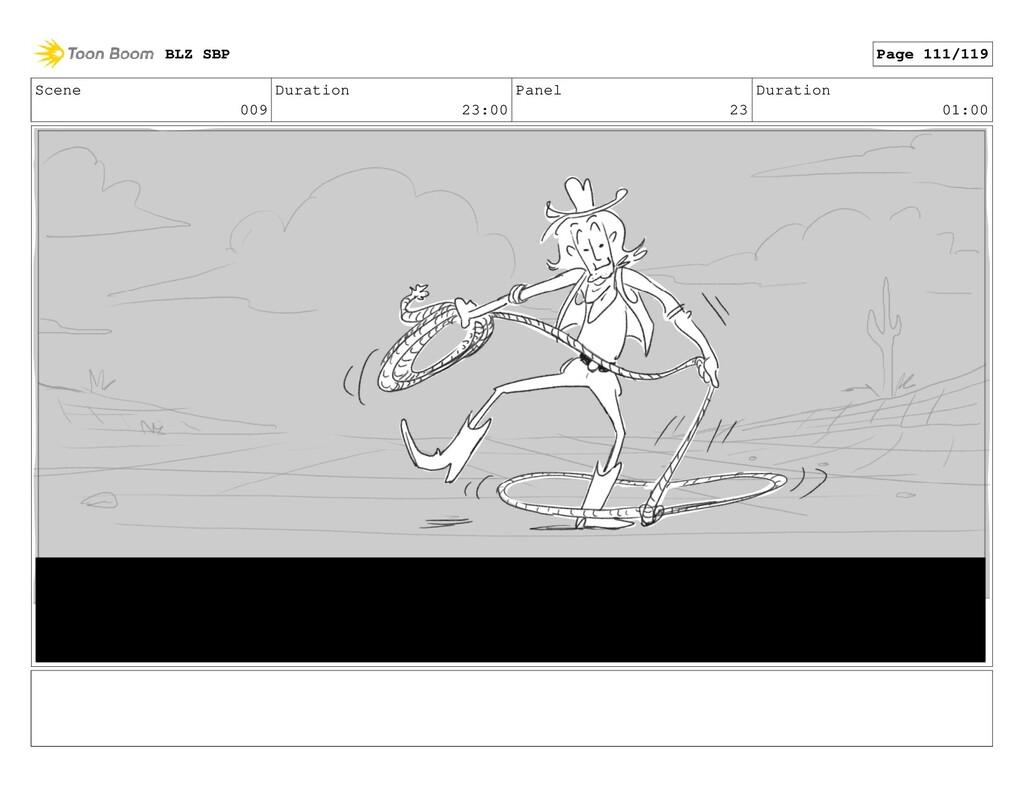 Scene 009 Duration 23:00 Panel 23 Duration 01:0...