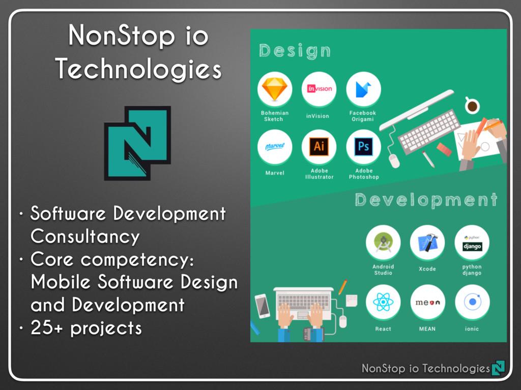 NonStop io Technologies • Software Development ...