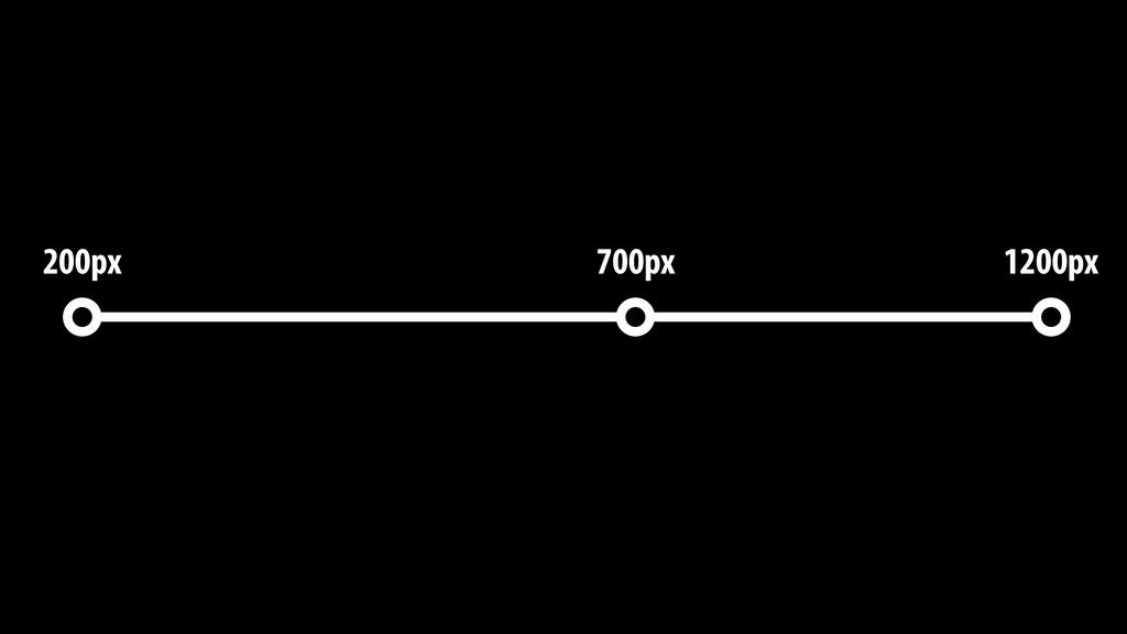 200px 1200px 700px