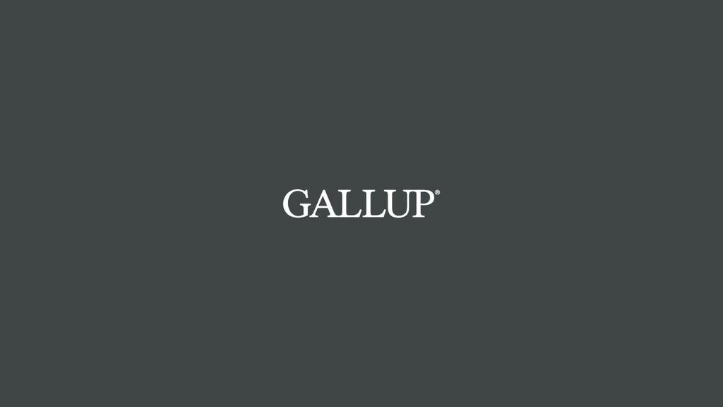 1 Gallup Title Slide