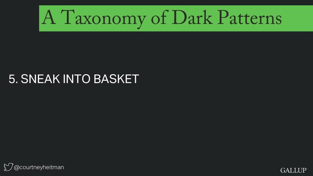 @courtneyheitman A Taxonomy of Dark Patterns 5....